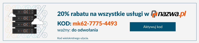 Kod na usługi do nazwa.pl