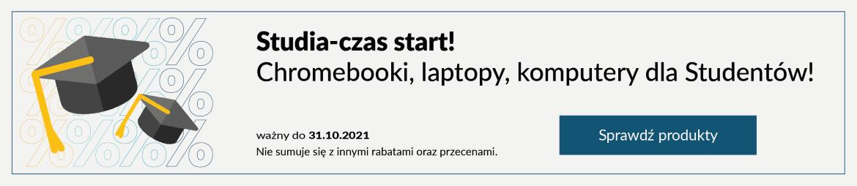 Chromebooki - Laptopy - Komputery dla Studentów