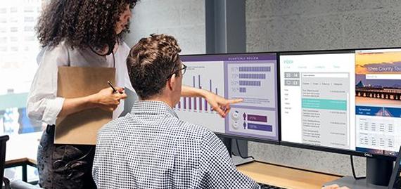 Prezentujemy: Monitor Dell P2414