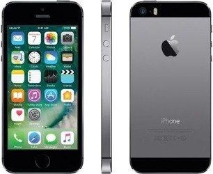 "APPLE iPhone 5s A1457 4"" A7 32GB, LTE, Touch ID, Klasa A- Space Gray iOS"