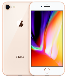 "APPLE iPhone 8 4,7"" 2GB 256GB Rose Gold Klasa A- S/N: F4GVJG9EJC6M"