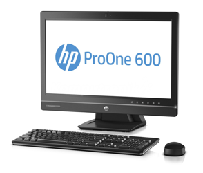 Komputer All-In-One HP ProOne 600 G1 i5-4570s 4GB 120GB SSD Windows 10 Home PL #1