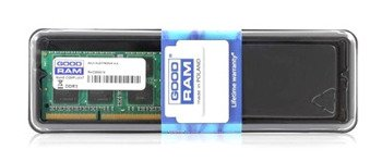 Nowa Pamięć RAM GoodRam 8GB DDR3 1600MHz PC3-12800 SODIMM BOX CL11