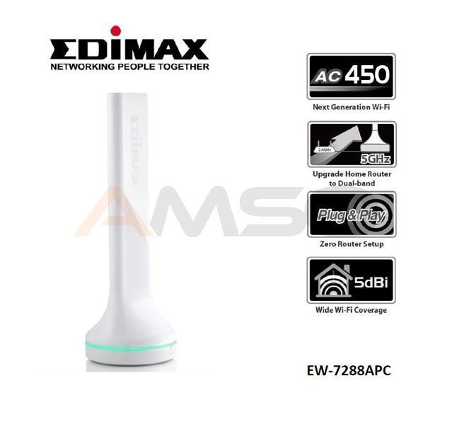 Download Drivers: Edimax EW-7288APC Access Point