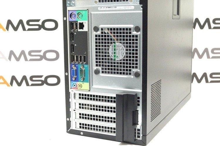 Gamingowy Dell Optiplex 7010 MT i5-3470 4x3 2GHz 16GB 240GB SSD DVD 600W  Windows 10 Home PL + ASRock Phantom Gaming X Radeon RX570 4G OC GDDR5