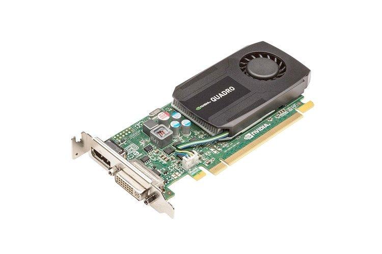 Karta Graficzna Nvidia Quadro 600 1gb Ddr3 Displayport Low Profile