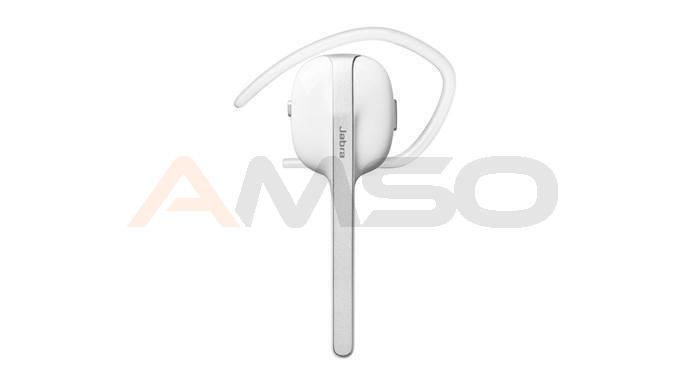 Słuchawka Bezprzewodowa Z Mikrofonem Jabra Style Bluetooth Biała Amso Komputery