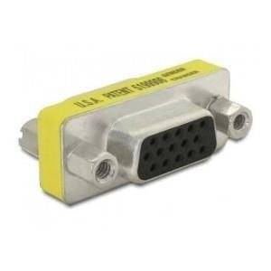 ADAPTER VGA(15M)->VGA(15F) DELOCK