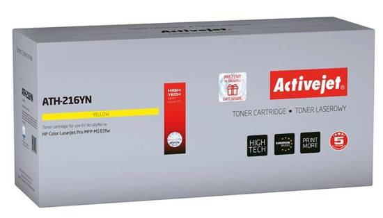 Activejet toner do HP 216A W2412A new ATH-216YN Brak Chipa