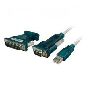 Adapter LogiLink UA0042A USB 2.0 do serial RS232 WIN8