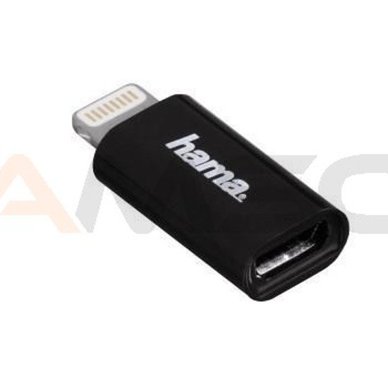 Adapter lightning to micro USB 2.0 HAMA Apple iPhone iPad