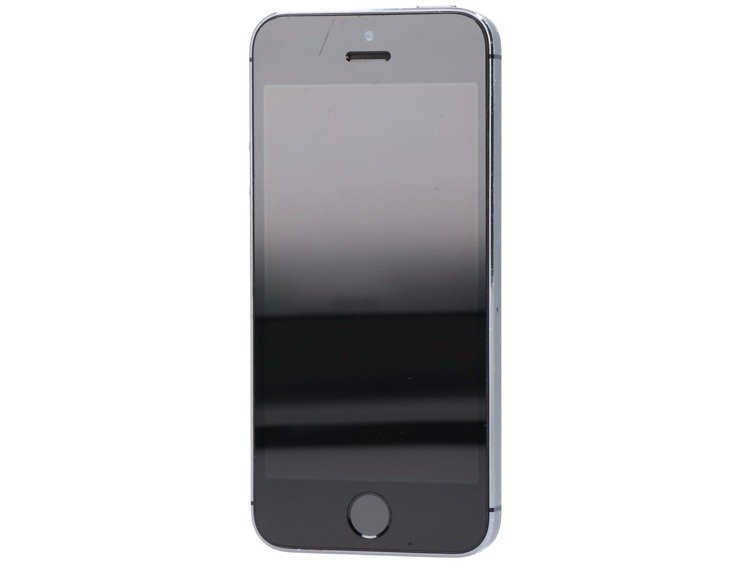 "Apple iPhone 5s A1457 4,"" A7 16GB Space Gray Klasa A-  S/N: DX4PTNPWFFG8"