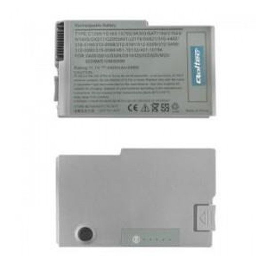 Bateria Qoltec do noteb. - DELL D500, 4400mAh,10.8-11.1V