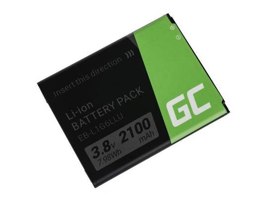 Bateria akumulator Green Cell EB-L1G6LL do telefonu Galaxy SIII S3  2100mAh