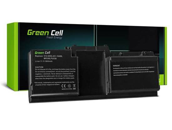 Bateria akumulator Green Cell do laptopa Dell Latitude XT XT2 Tablet