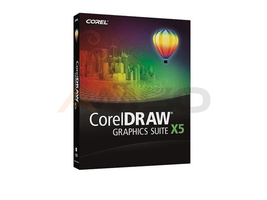 CORELl DRAW Home & Student Suite X5 Mini BOX PL