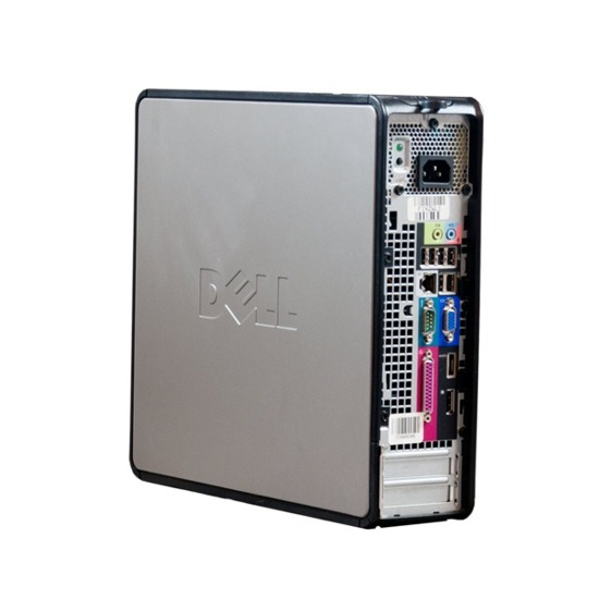 DELL 760 SFF C2D E8400 2x3.0GHz/4GB/250/DVD-RW