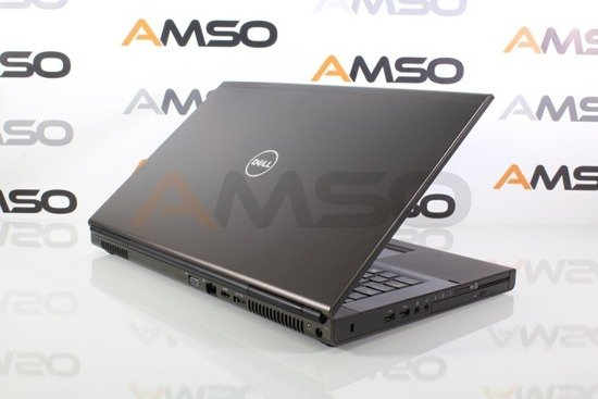 DELL M6800 i7-4800MQ 16GB 500GB + 128GB SSD RW Quadro K3100M Windows 10 Home
