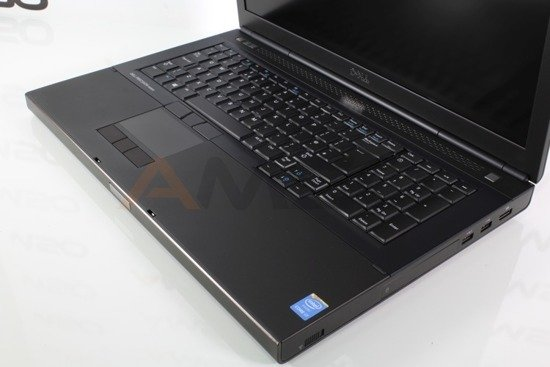 DELL M6800 i7-4800MQ 16GB 500GB + 128GB SSD RW Quadro K3100M Windows 10 Professional