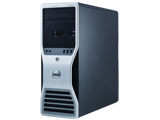 Dell T5500 HEXA X5650/12GB/750GB Quadro Win 8.1 pro