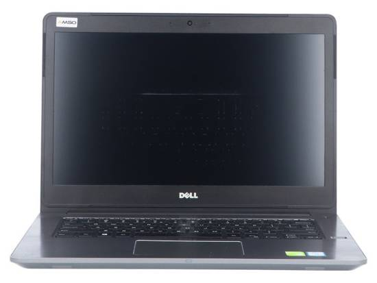 Dell Vostro 5459 Szary i7-6500U 8GB 240GB SSD 1920x1080 nVidia GeForce 930M Klasa A-/B Windows 10 Home K21