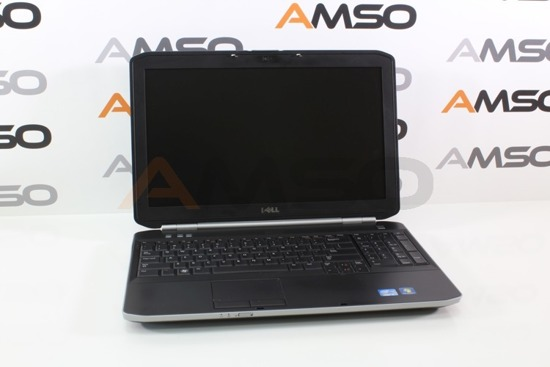 Dell e5520 i3-2350M 4GB 250GB 15.6' Klasa A Windows 7 Professional