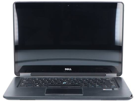 Dotykowy Dell Latitude E7450 i5-5200U 8GB 240GB SSD 1920x1080 Klasa B Windows 10 Home + Torba + Mysz