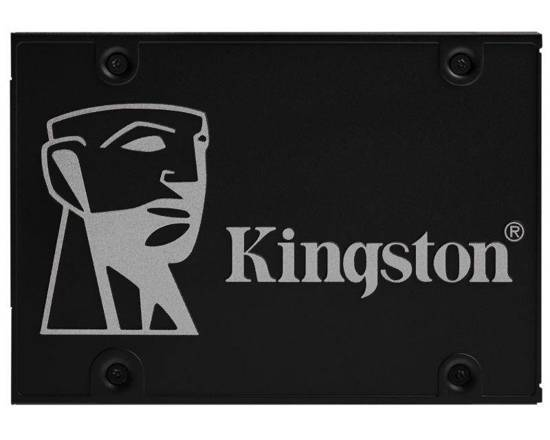 "Dysk SSD Kingston KC600 1TB SATA3 2,5"" (550/520 MB/s) NAND 3D TLC"