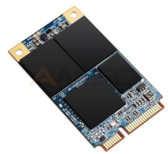 Dysk SSD Silicon Power M10 120GB mSATA (520/330)