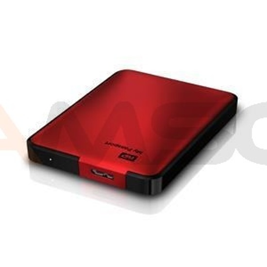 Dysk WD My Passport 1TB Ultra red