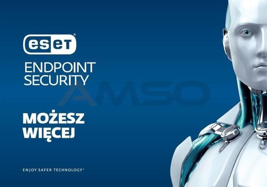 ESET Endpoint Security Client 10 user, 24 m-ce, BOX