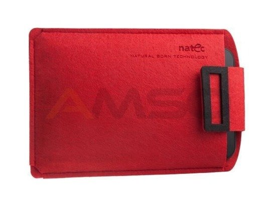 "ETUI DO TABLETU NATEC SHEEP 10"" RED-BLACK"