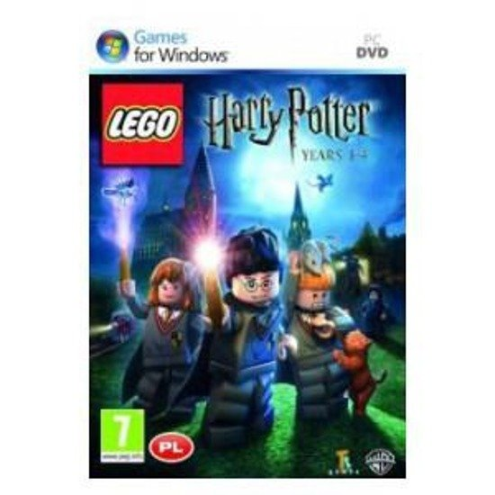 GRA LEGO HARRY POTTER (PC)