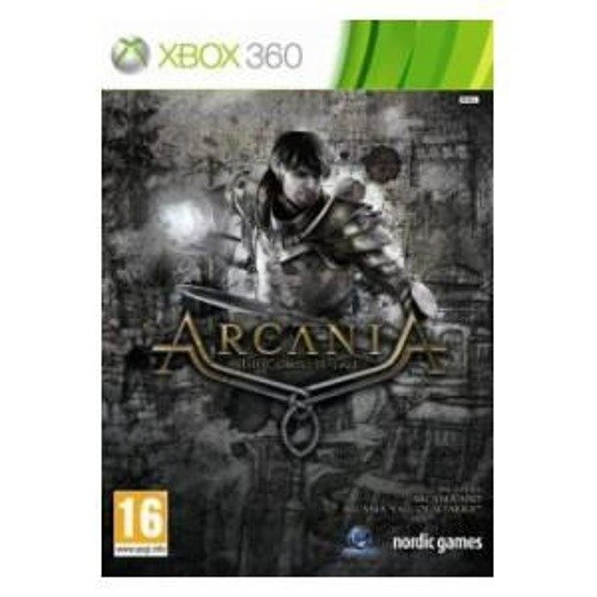 Gra Arcania The Complete Tale (XBOX 360)