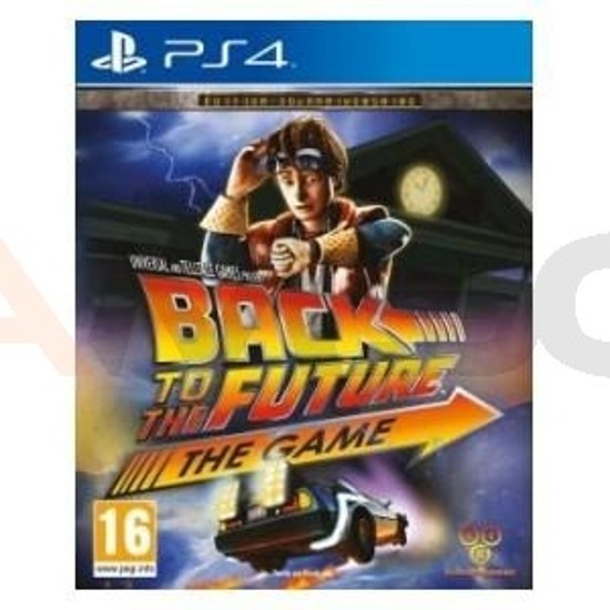Gra Back to the Future 30th Anniversary (PS4)
