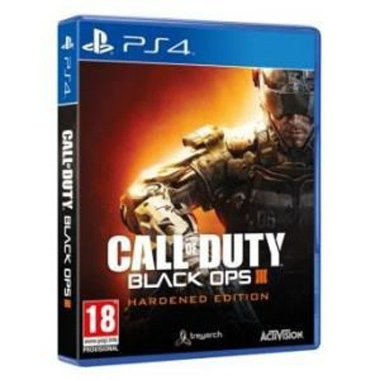 Gra Call Of Duty Black Ops 3 Hardened (PS4)