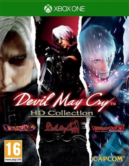 Gra Devil May Cry HD Collection (XBOX One)