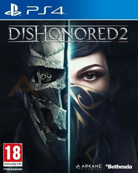 Gra Dishonored 2 (PS4)