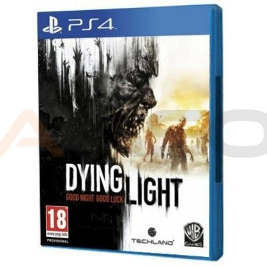 Gra Dying Light  (PS4)
