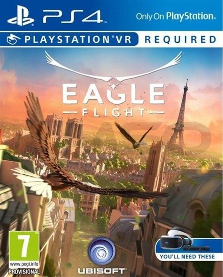 Gra EAGLE FLIGHT VR PCSH (PS4)