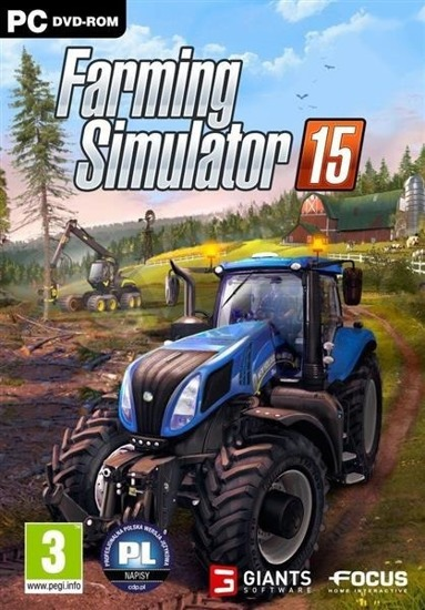 Gra Farming Simulator 2015 (PC)