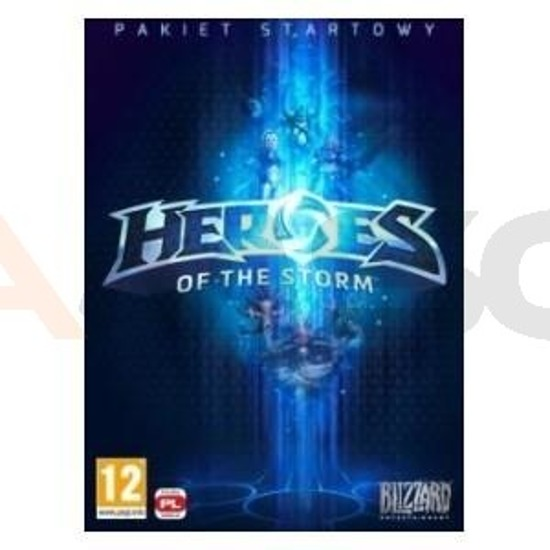 Gra Heroes of the Storm Starter (PC)