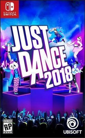 Gra Just Dance 2018 (NSWITCH)