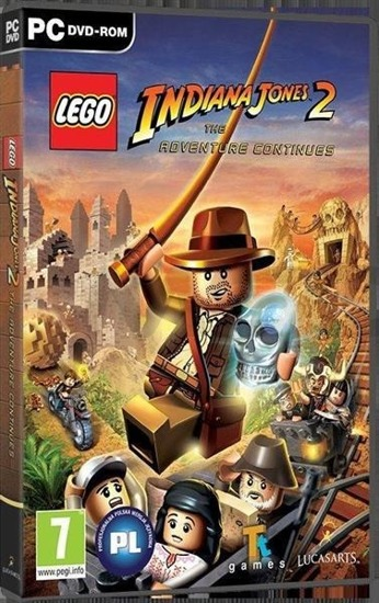 Gra Lego Indiana Jones 2 (PC)