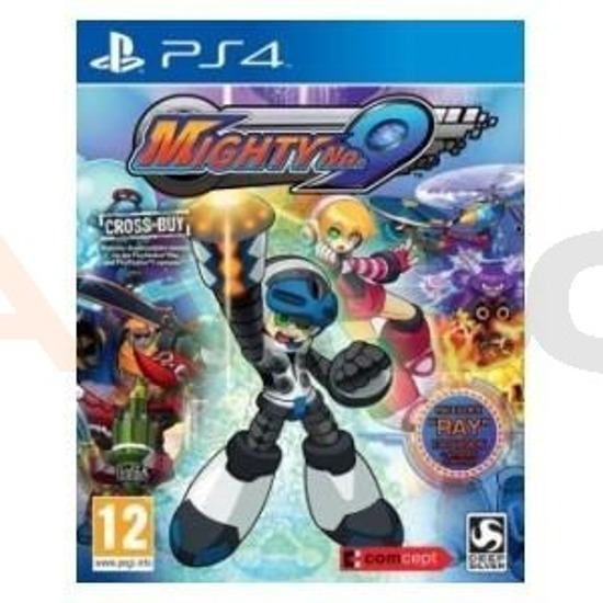 Gra Mighty No. 9 (PS4)