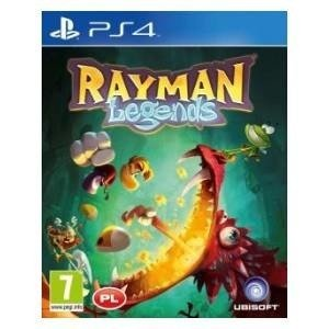 Gra RAYMAN LEGENDS (PS4)