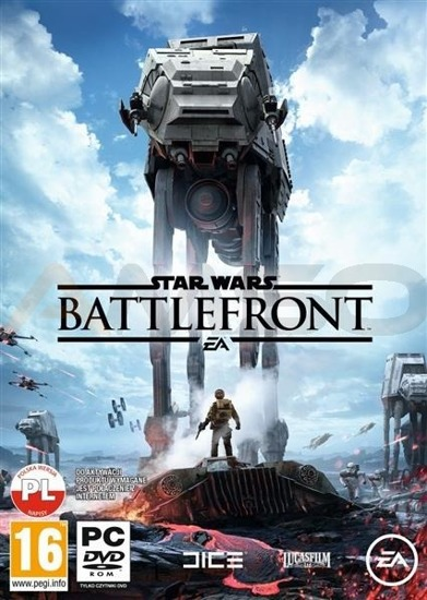 Gra Star Wars Battlefront + Bitwa o Jakku (PC)