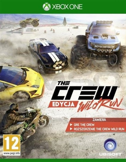 Gra The Crew Wild Run Edition (XBOX ONE)