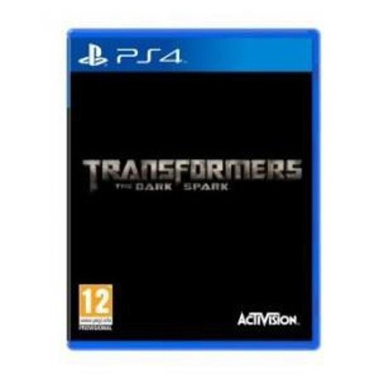Gra Transformers Rise of the Dark Spark (PS4)