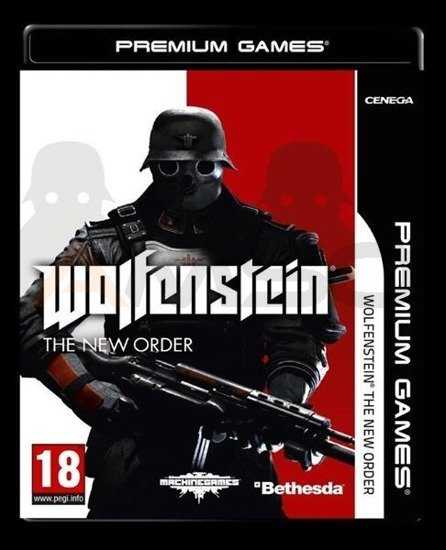 Gra Wolfenstein: The New Order NPG (PC)